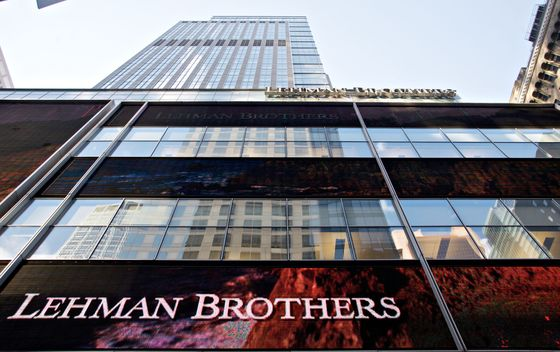 #MeToo Has a Lehman Moment as Pre-Crisis Case Drags On and On