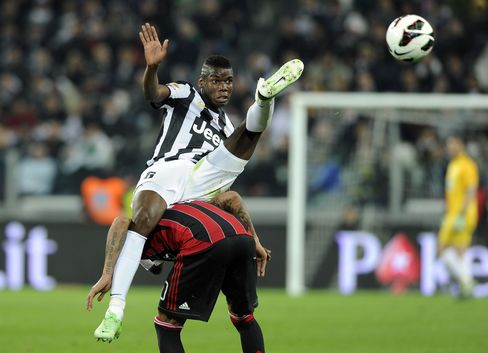 Juventus, PSG Move Closer to Domestic Soccer Titles With Wins