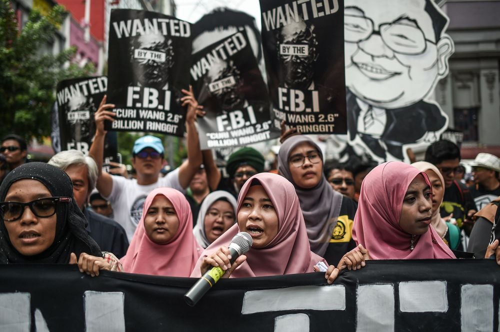 Malaysia 1MDB Scandal Is 'Kleptocracy at Its Worst,' Sessions Says