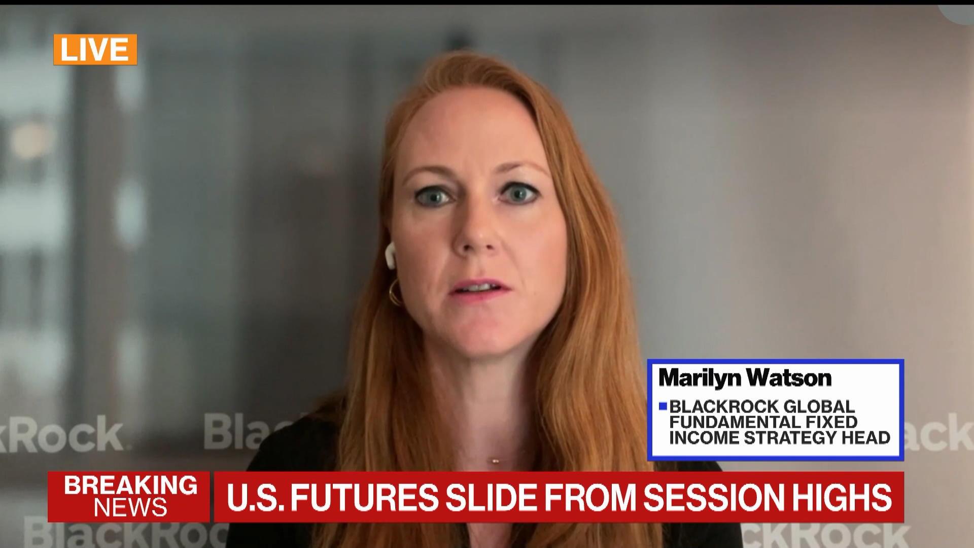 BlackRock's Watson Says Fed Won't Signal Potential Taper Until June