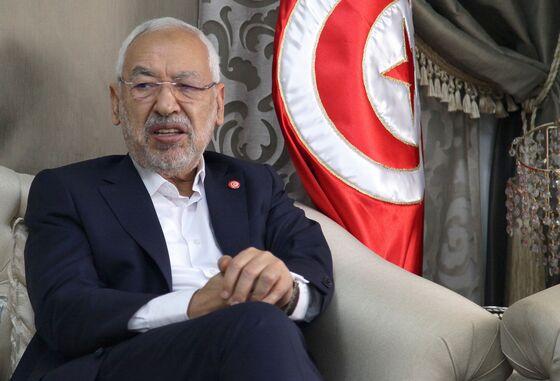 Tunisia's Islamist Leader Says Party May Eye Presidency in Vote