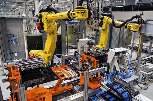 Robots-to-Cosmetics Profit Slump Adds to Japan Economy Woes