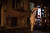 Health Care Workers Battle Coronavirus Surge As Turkey Awaits Vaccine