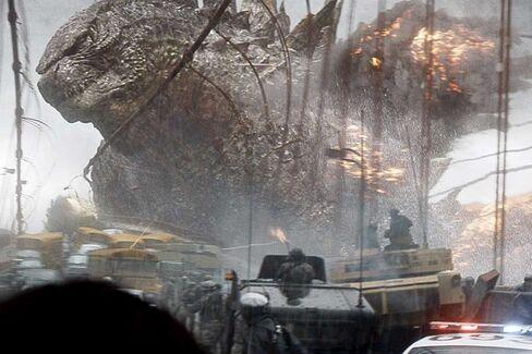 Godzilla???s Attack on IMAX Boosts Its Box Office Power