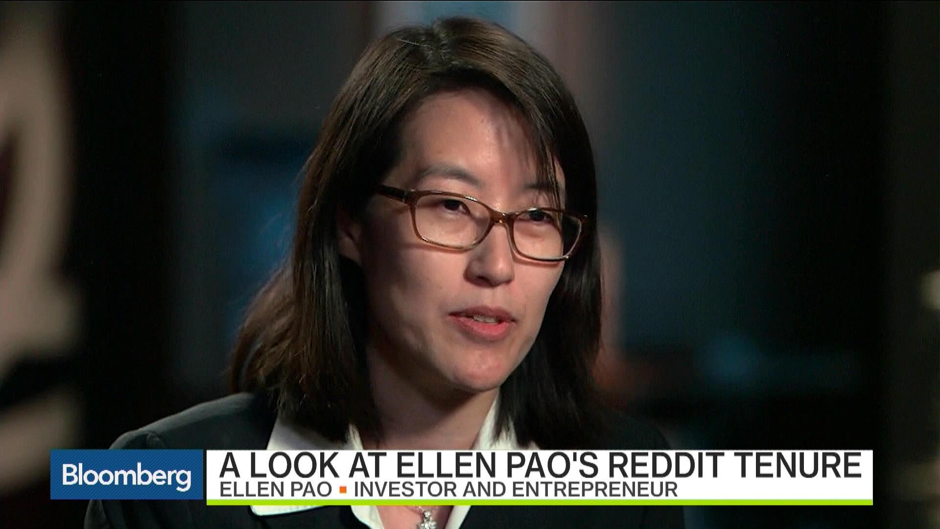 Ellen Pao Reflects on Her Tenure at Reddit