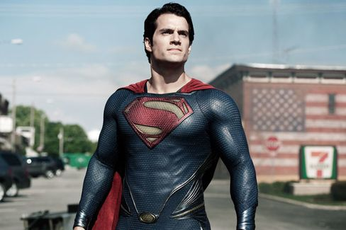 As Superman Battles in 'Man of Steel,' IHOP Emerges the Winner