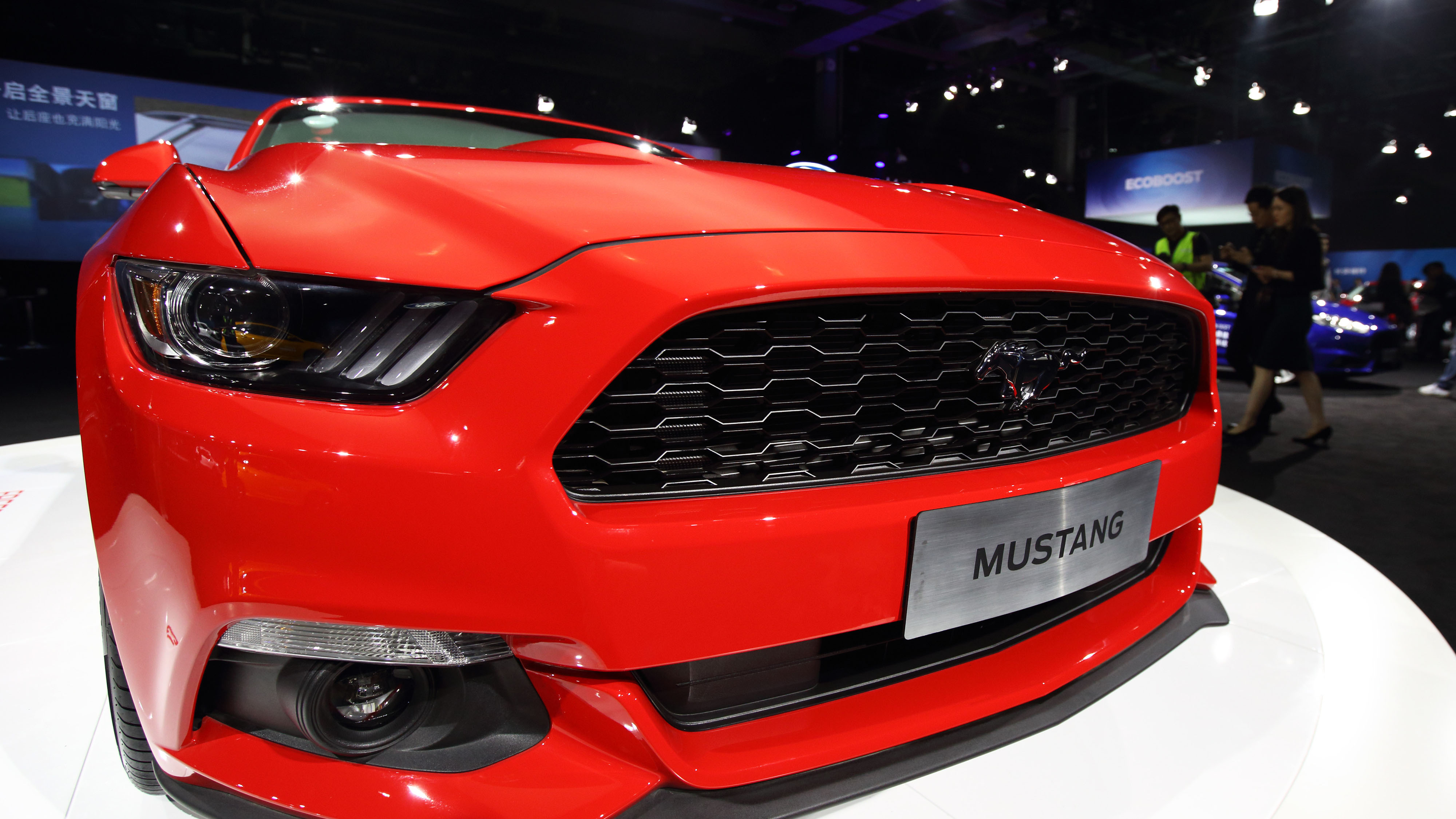 Ford, Chrysler Post Weaker U.S. Sales Than Expected