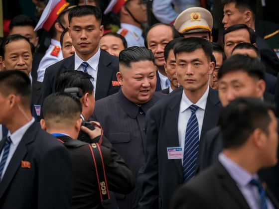Kim Jong Un Weighs Visit to Samsung Factory in Vietnam, Sources Say