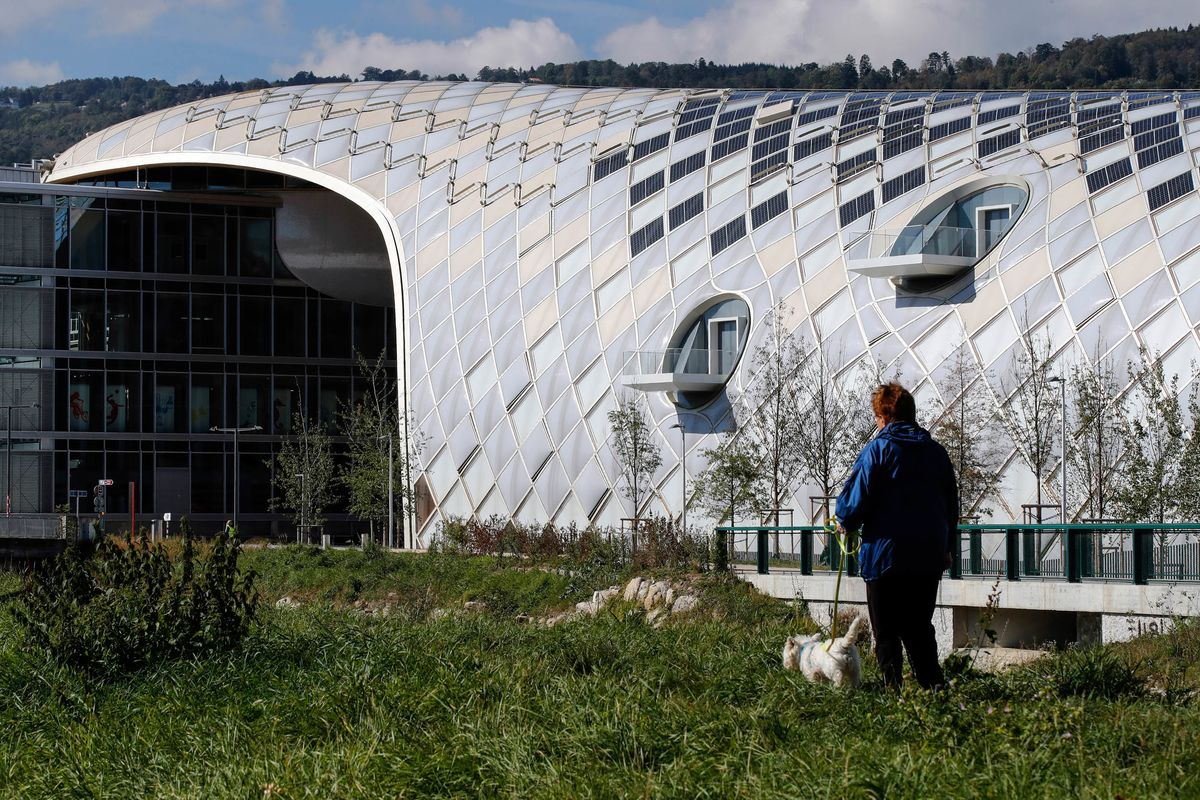 Swatch Group's New Headquarters Is Architecture for a New Era