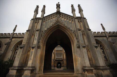 Cambridge University Sells First Bond as Company Debt Risk Rises
