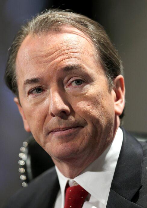 James Gorman, chief executive officer of Morgan Stanley