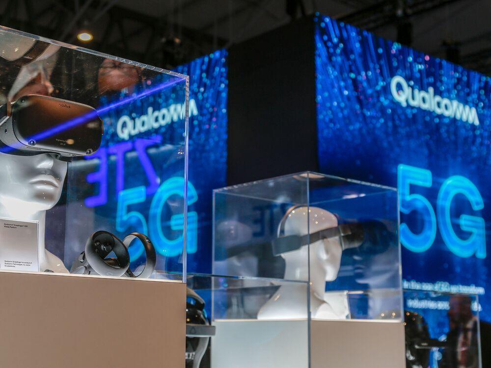Qualcomm Shares Drop After Company Loses U.S. Antitrust Ruling