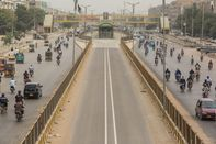 Half-Build Bridges Expose Neglected Karachi's Problems