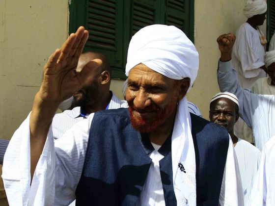 Sadig Al-Mahdi, Sudan Premier Turned Opposition Head, Dies at 84
