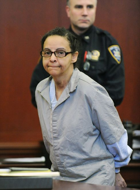 New York Nanny Child Murder Suspect Yoselyn Ortega