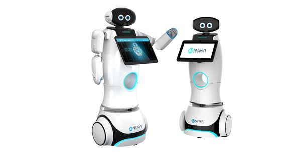 Robots Are Coming to One of Southeast Asia's Largest Malls