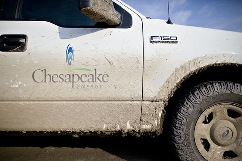 Chesapeake Ruling Shocks With $117 Million Loss