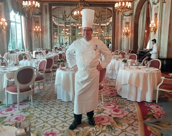 How to Cook Like the Chef at the Ritz