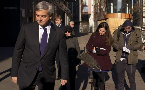 Huhne Resigns as U.K. Energy Secretary After Being Charged