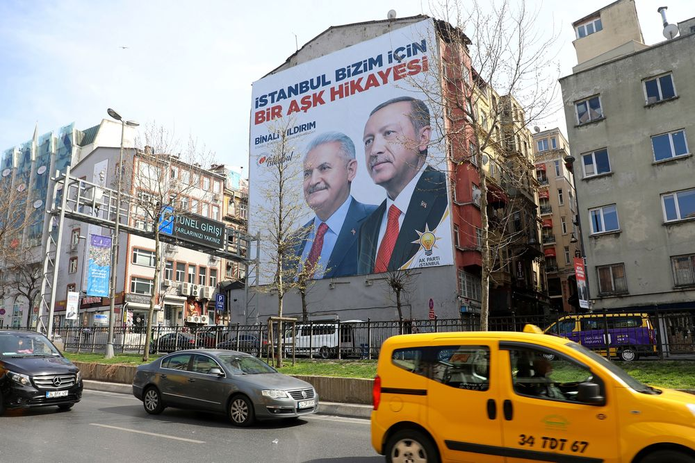 Erdogan's Party Formally Asks for New Local Vote in Istanbul
