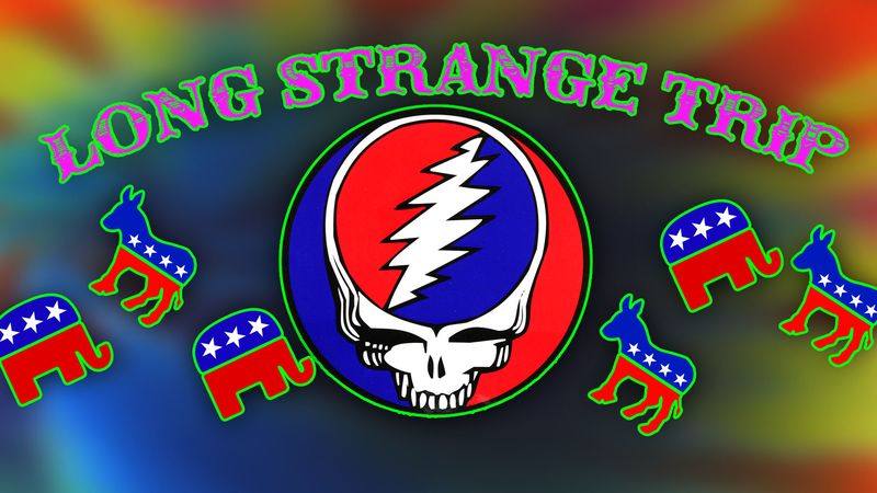 Why Republicans And Millennials Love The Grateful Dead All The Same