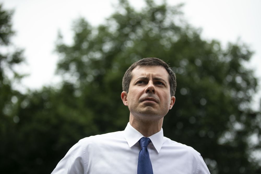 Buttigieg Worries Tech May Add Racial Bias to Credit Decisions