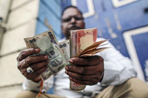 Rupee Forwards Rally as India Flags Focus on Financial Stability