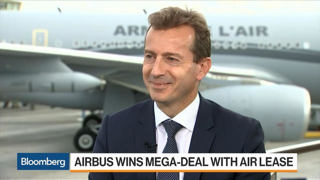 Airbus Gets Leg Up on Boeing With Order for New Long-Range