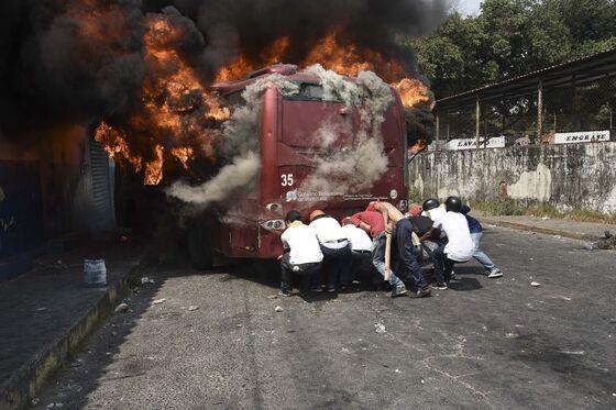 U.S. to Call forUN Security Council Meeting on Venezuela