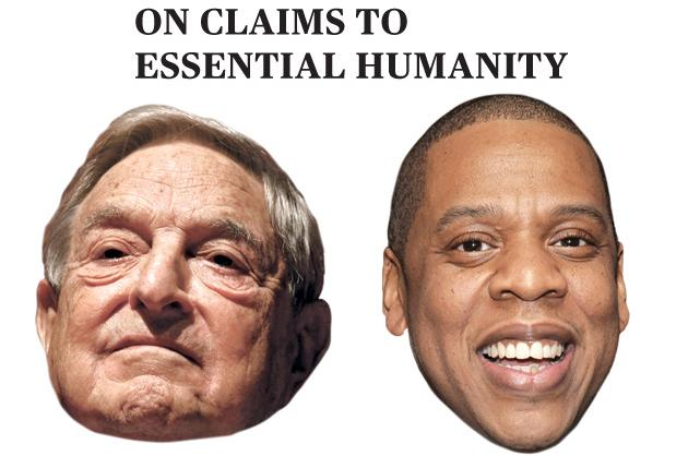 George Soros vs. Jay-Z