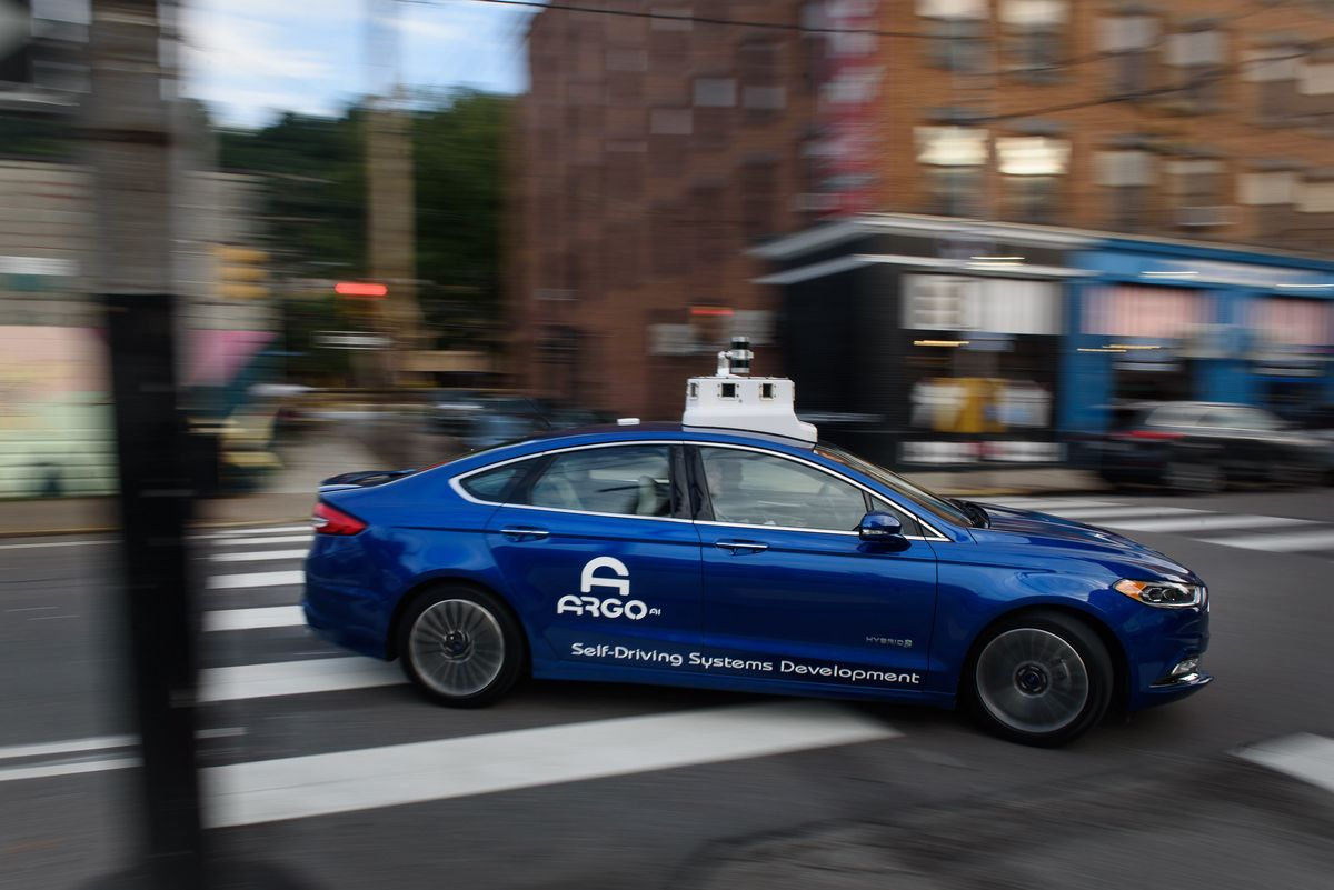 VW to Invest in Ford-Backed Autonomous Startup at $7B Value