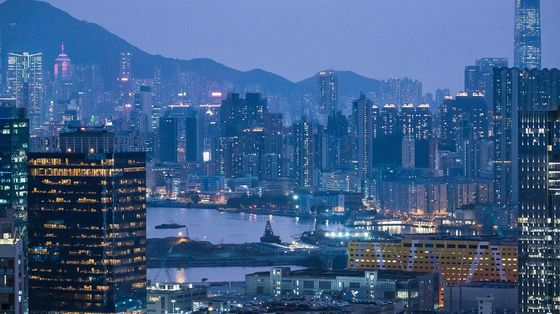 Hong Kong Is a Renters' Market as Prices Drop on Expat Moves