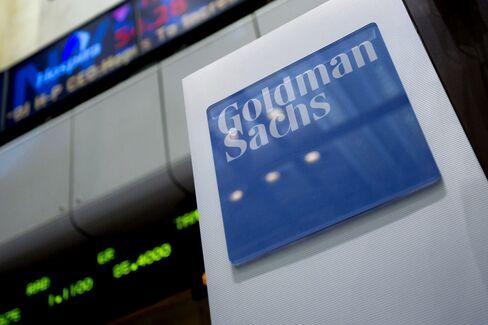 Goldman Sachs Profit Beats Analysts' Estimates on Investments