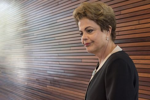 President Dilma Roussef