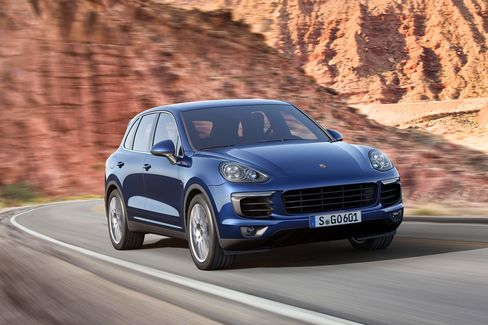 Almost 14,000 Porsche Cayennes in the U.S. have a dirty diesel engine.