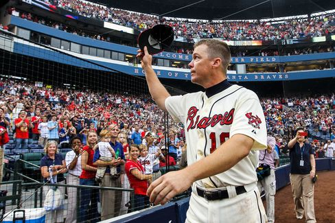 Former MLB Player Chipper Jones