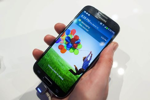 Galaxy S4's U.S. Debut Pushed Back Because of Shipment Delay
