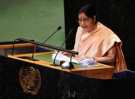 India, Pakistan Resume Sniping at UN After Meeting Falls Through