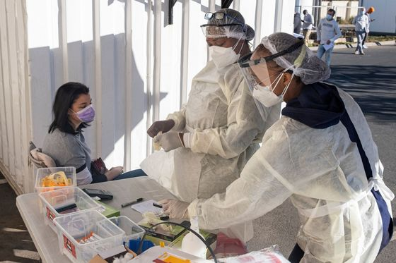 Excess Deaths Hit Pandemic Record in S. African Business Hub