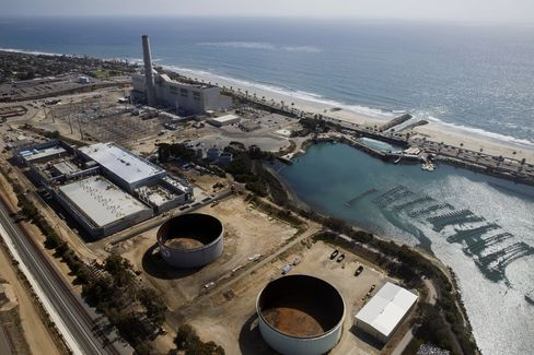 Carlsbad Desalination plant in California