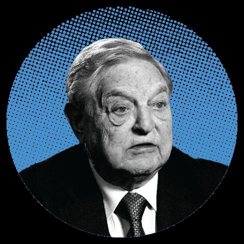 Financier George Soros loves destroying America,.