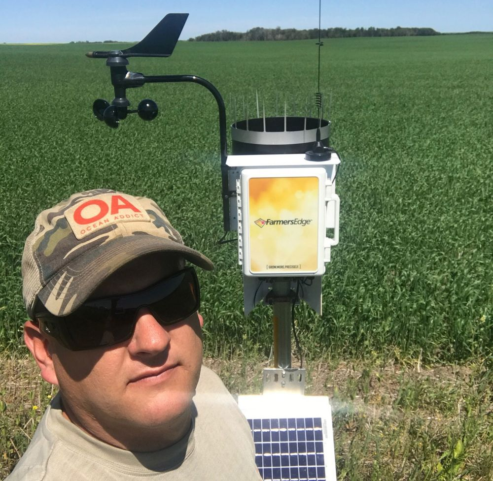 Wave of New Tech Firms Targeting Farms as Weather Wars Mount