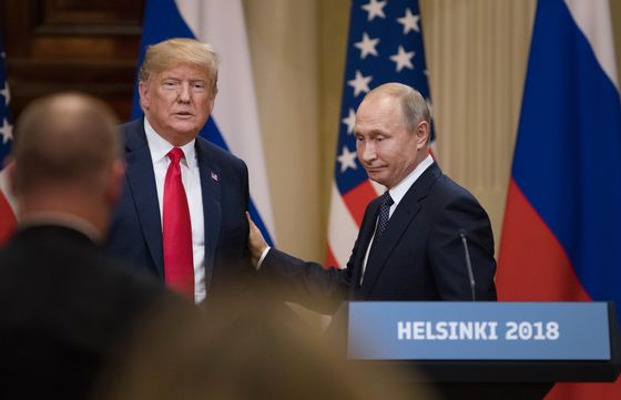 Putin's the Winner From Trump's Syria Pullout
