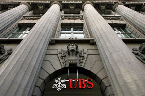 Bloomberg View: From UBS, the Lessons of 'Captain Caos'