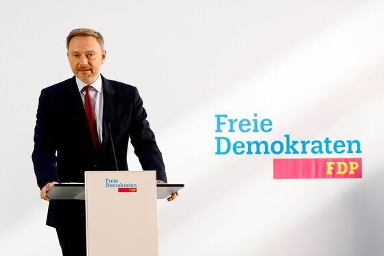 Scholz Closer to Leading Post-Merkel Germany as Talks Start