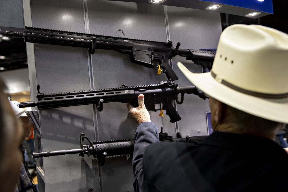 837d9e08 NRA and Los Angeles Prepare for Courtroom Showdown Over New Law ...