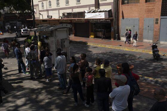 PDVSA Crude OutputPlunges on Venezuela Power Cuts