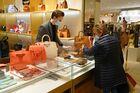KaDeWe Department Store Reopens During The Coronavirus Crisis