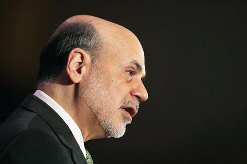 Why Ben Bernanke Still Worries About Wall Street