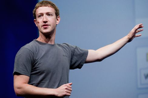 Zuckerberg on Facebook???s Stock, Mobile, and Morale